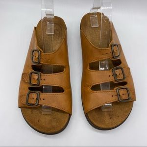 SAS Tripad three Straps Slides Sandals